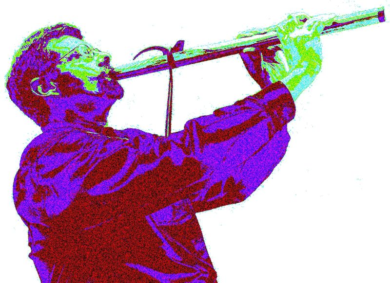 ClintGoss_FlutePosterized